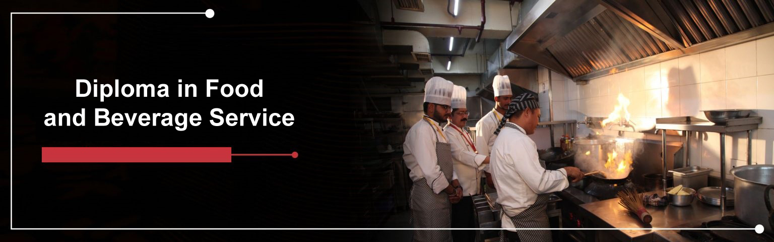 Diploma in Food and Beverage Service IHM Hisar