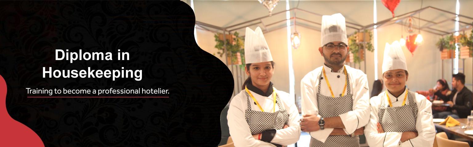 Diploma in Housekeeping IHM Hisar